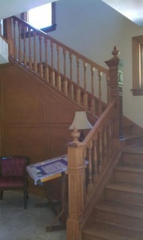 The Pryor House - Staircase  - #0