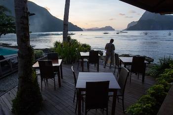 Cadlao Resort & Restaurant El Nido Outdoor Dining
