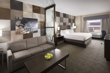 Suite, Accessible, Non Smoking (Hearing, Roll-In Shower)