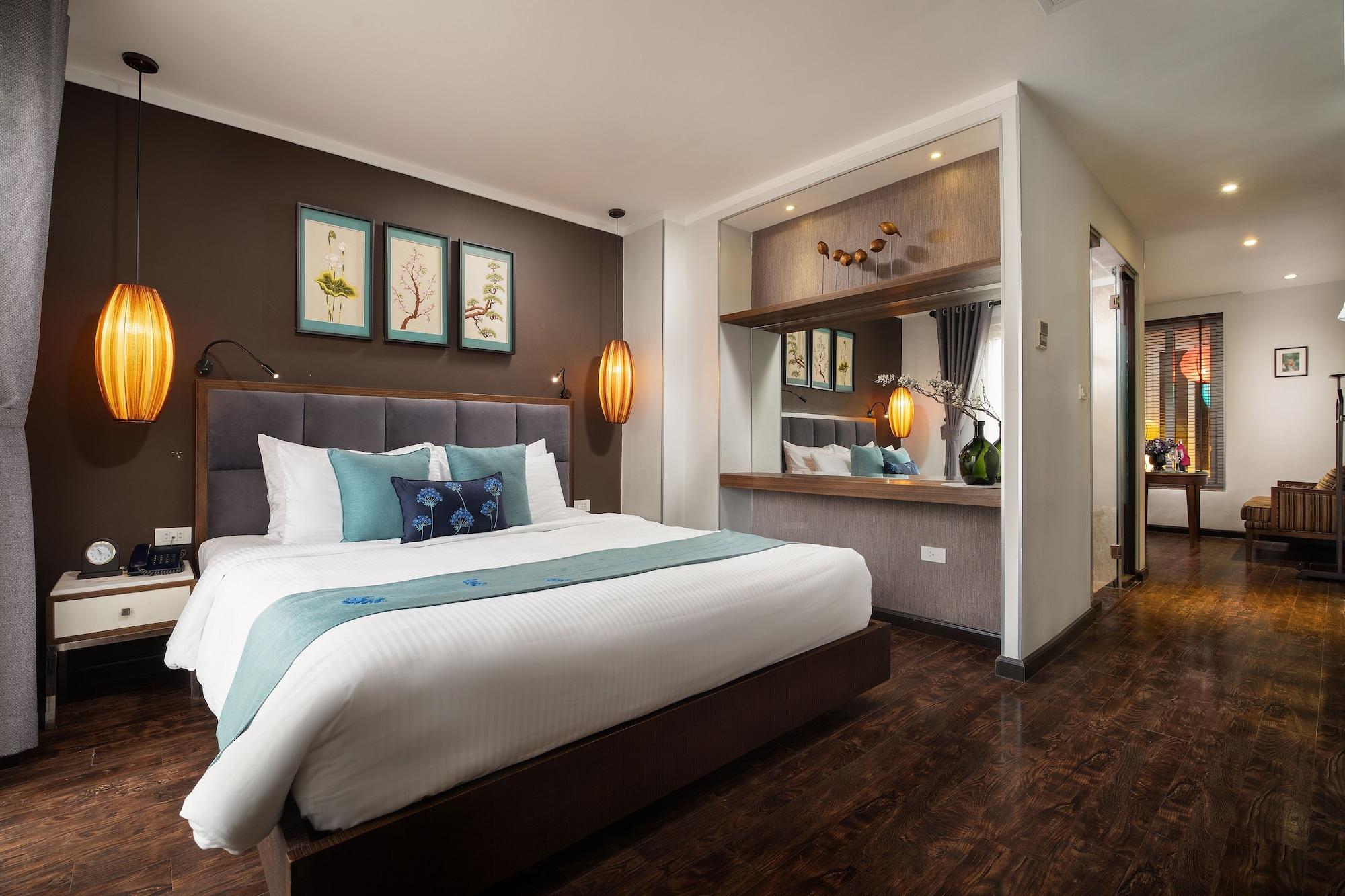 Essence Palace Hotel & Spa, Hoàn Kiếm
