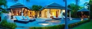 バハリ 3 ベッドルーム プライベート プール ヴィラズ