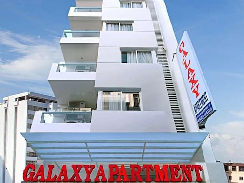 . Galaxy Apartment