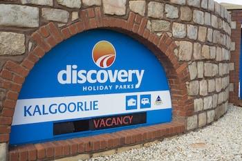 探索公園 - 卡爾古利高德菲爾飯店 Discovery Parks - Kalgoorlie Goldfields